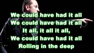 linkin park-rolling in the deep lyrics