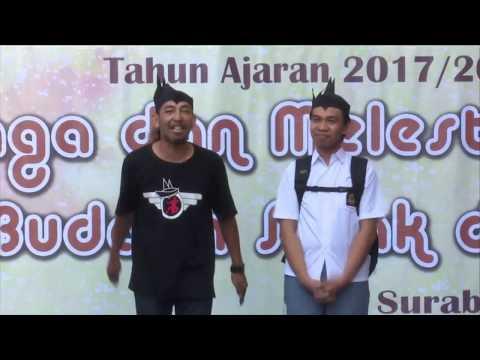 "The LUNTAS ""LUdruk Nom2an Tjap Arek Surabaya"""