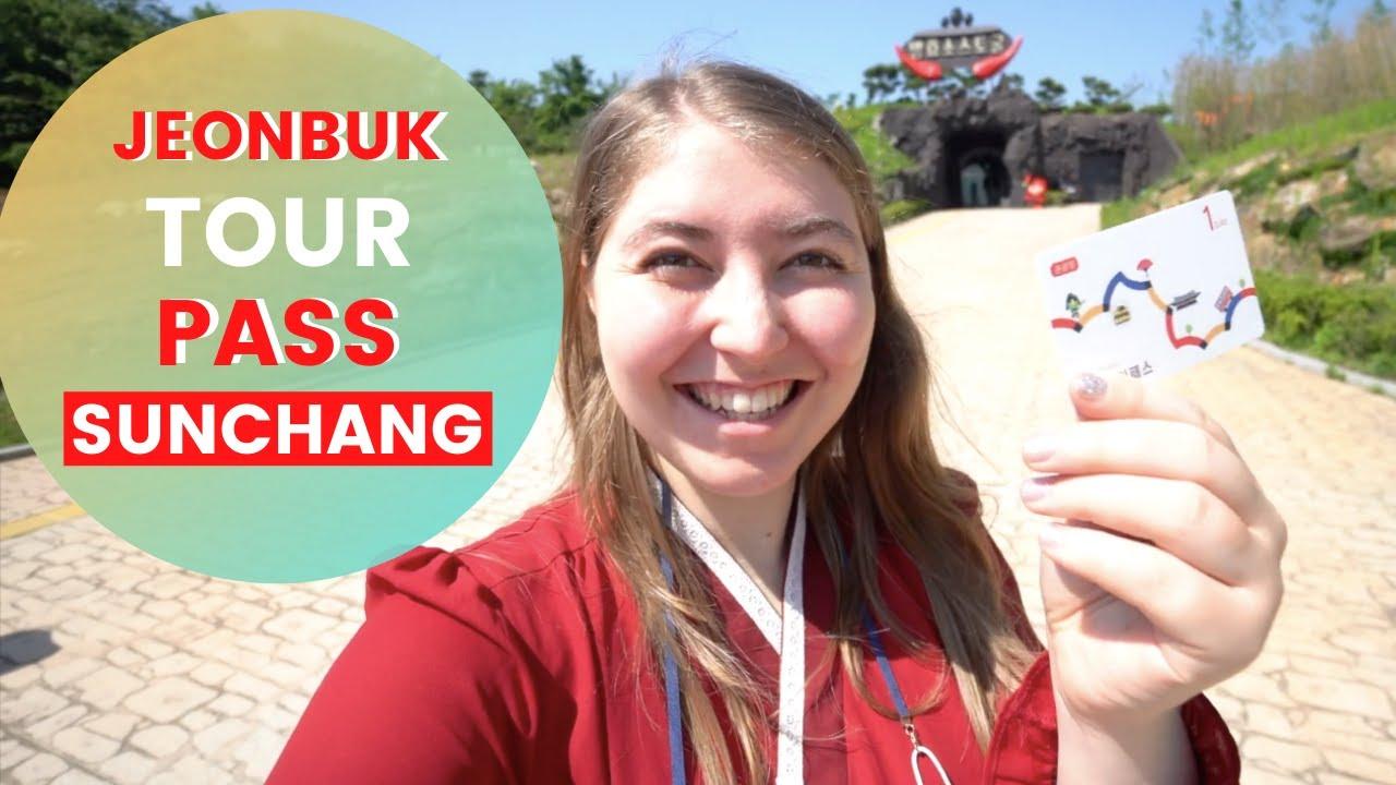 전북투어패스로 순창1일투어하기 | Jeonbuk Tour Pass !!!