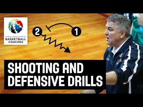 Shooting and Defensive Drills - Brendan Joyce - Basketball Fundamentals