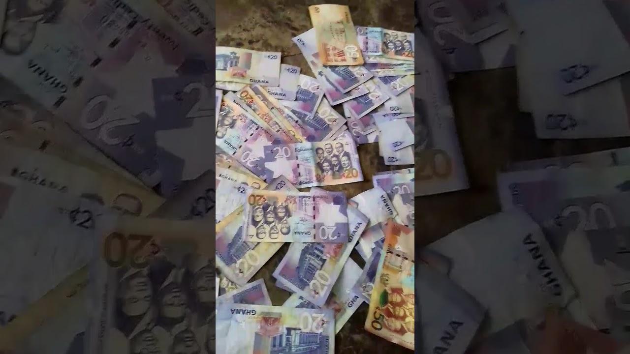 Sakawa boy voGhanamiting money live in