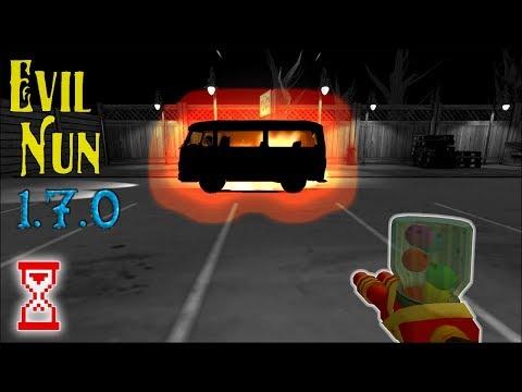 Эксперимент | Остановить фургон у кабины воздушного шара | Evil Nun 1.7.0