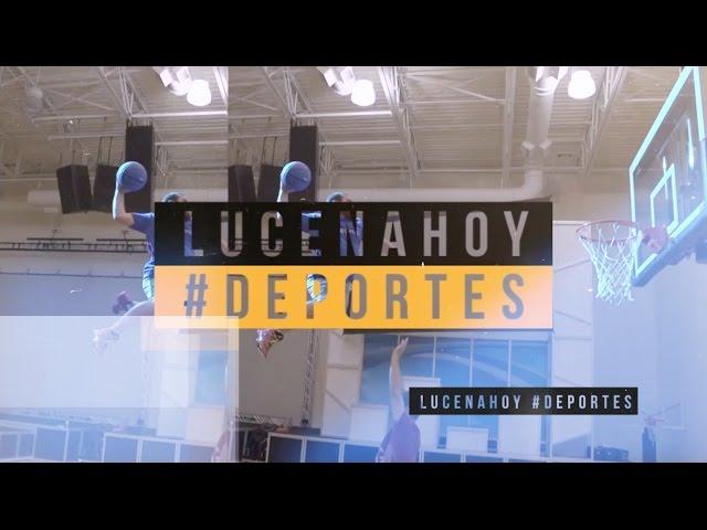 Vídeo: LucenaHoy Deportes: Magazine con la actualidad deportiva del fin de semana: Fútbol, fútbol sala, atletismo, taekwondo, basket...