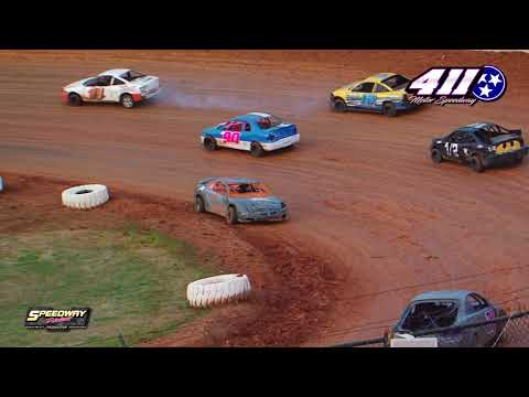 Front Wheel Drive Feature @ 411 Motor Speedway Feb  15, 2020