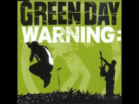 an analysis of the lyrics of a green day song