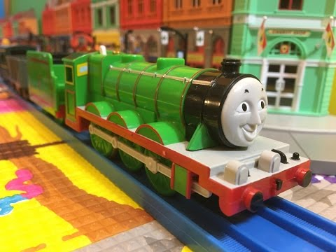 Thomas and Friends Henry the Green Engine...