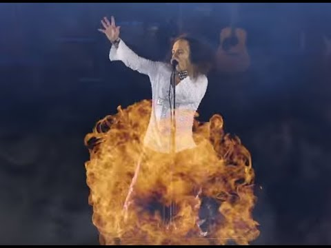 Ronnie James Dio's hologram tour 'Dio Returns Tour' promo #1 released!
