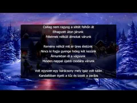 Volt egyszer egy karácsony (karaoke, way back into love)