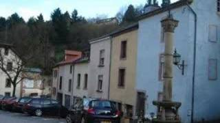 Luxembourg: Vianden: A walk to the Castle