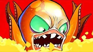 【小熙解说】愤怒的章鱼 为了打败高科技敌人需要进化出更多DNA! Octogeddon