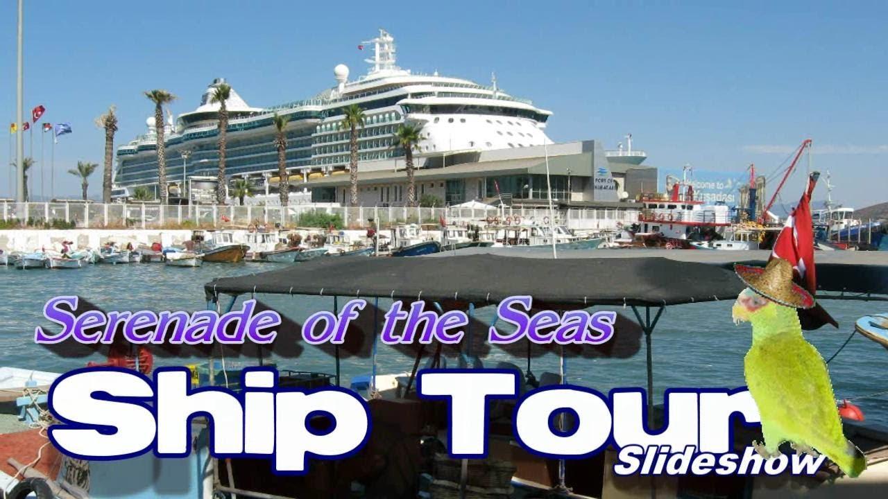 Serenade Of The Seas Cruise Ship A Royal Caribbean ...