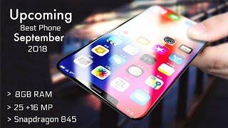TOP 5 Best Upcoming Smartphones in 2018