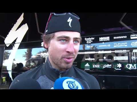 Peter Sagan - interview before the race - Milano-Sanremo 2018