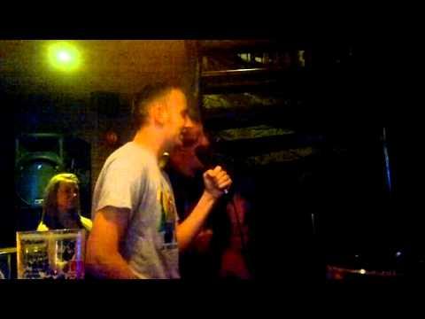 Karaoke 17/7/13 Fergal + Mark - I would walk 500 miles