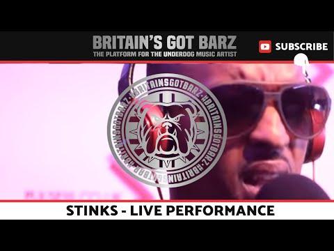 STINKS | Britain's Got Barz Performance