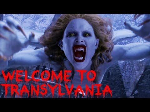 Welcome to transylvania scene - female vampire attack - Van Helsing HD