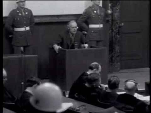 Nuremberg Day 95-96 Von Ribbentrop