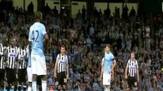 manchester city vs newcastle united 4 0 20 08 2013 all goals and highlights hd