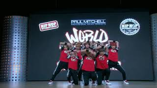 J.B. STAR VARSITY (JAPAN)(HHI-WORLD-2018), VARSITY (final)