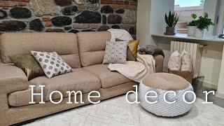 Metamorfoza salonu - co zmieniliśmy w domu #homedecor