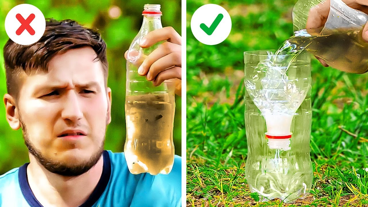 Handy Survival Hacks For When You're Far From Home