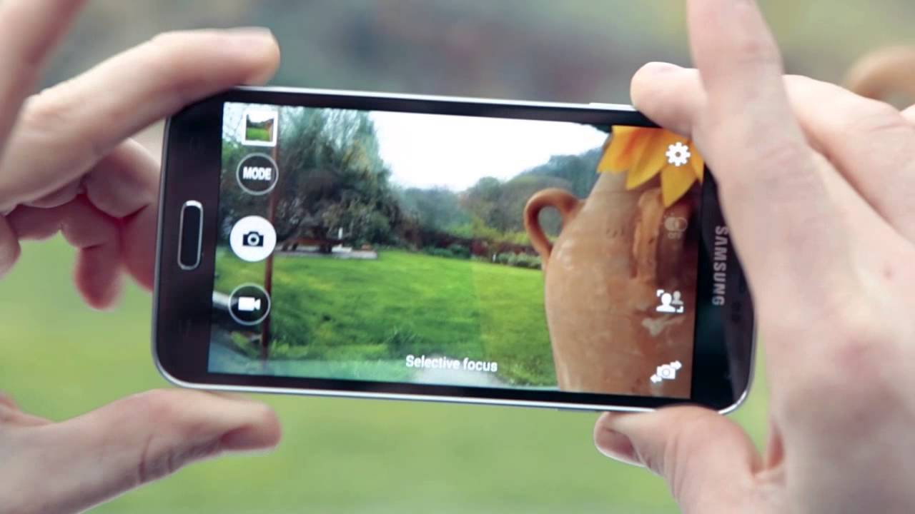 Samsung Galaxy S5 | How To: Use Selective Focus and HDR Features