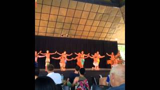 Excerpts from Cultural Dances - Singkil, Manlalatik, and Tinikling