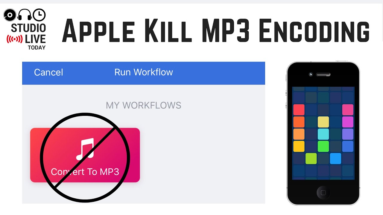 Conversor youtube a mp3 iphone | How to rip and save audio