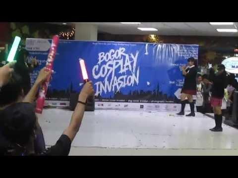 Kimiko at Bogor Cosplay Invasion