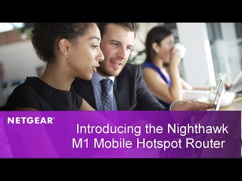 Re: Nighthawk LTE Mobile Hotspot Router – Gigabit