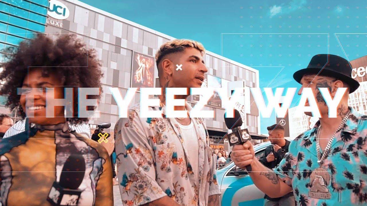 THE YEEZY WAY - FOLGE 2 (HYPE AWARDS / KALIM / LUCIANO / YONII / MTV)