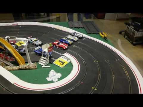 Slotcars… 2016-05-21 Mille Miglia Ninco Classic + test 1/24 HD
