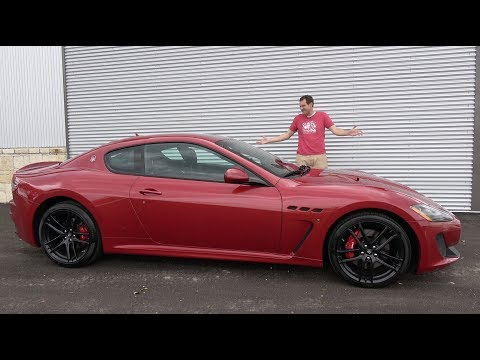 Here's Why the Maserati GranTurismo Is the Only Good Maserati