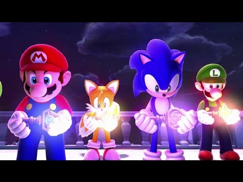 Mario & Sonic at the Sochi 2014 Olympic Winter Games - Legends Showdown Finale