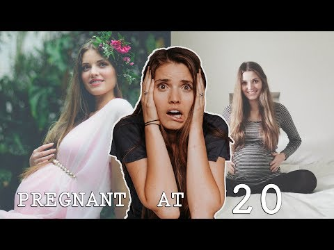 PREGNANT AT 20 - My Story