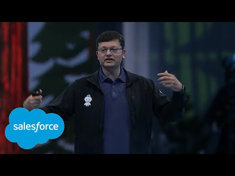 Salesforce for Developers Keynote: Build Faster and Smarter with Salesforce