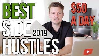 BEST SIDE HUSTLES 2019! (5 Easy Make Extra Money Online Ideas)