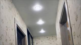 Натяжной потолок с отступом или без Что лучше? Ремонт в Мытищах и в Кунцево(, 2016-09-17T23:07:26.000Z)