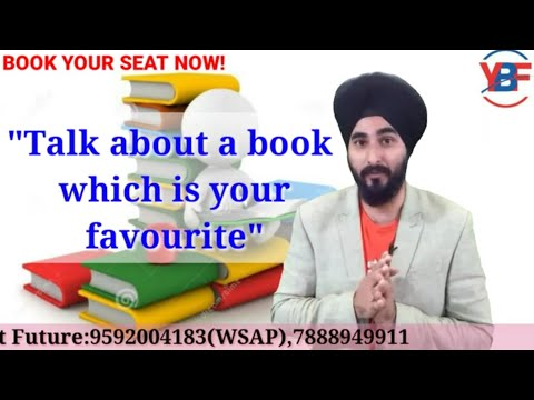 Talk About A Book You Have Recently Read | Latest IELTS Cue | 8.0 Band Sample With Hindi Explanation