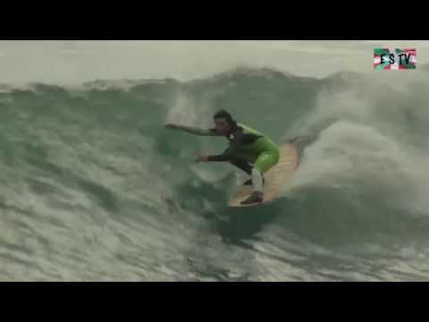 Saint-Jean-de-Luz: Lafiténia le bon spot - Euskadi Surf TV
