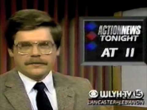 "WLYH TV 15 (Lancaster/Lebanon PA) - ""Action News"" promo (version 1) - November 20, 1990"