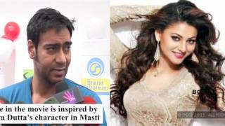 Urvashi Rautela  Hope Ajay Devgan likes my role in 'Great Grand Masti'