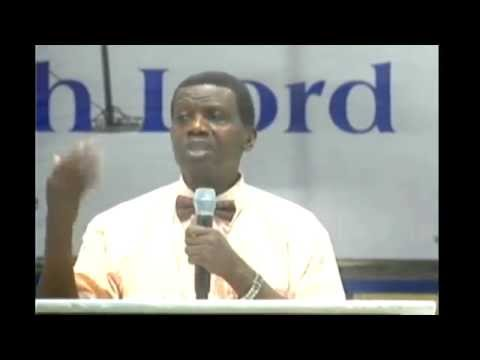Pastor Adeboye:RCCG April 2015 Holy Ghost Service:Touch Me Oh Lord