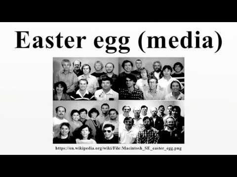 Easter egg (media)