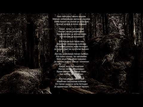 Kuunkehrä - Druidin