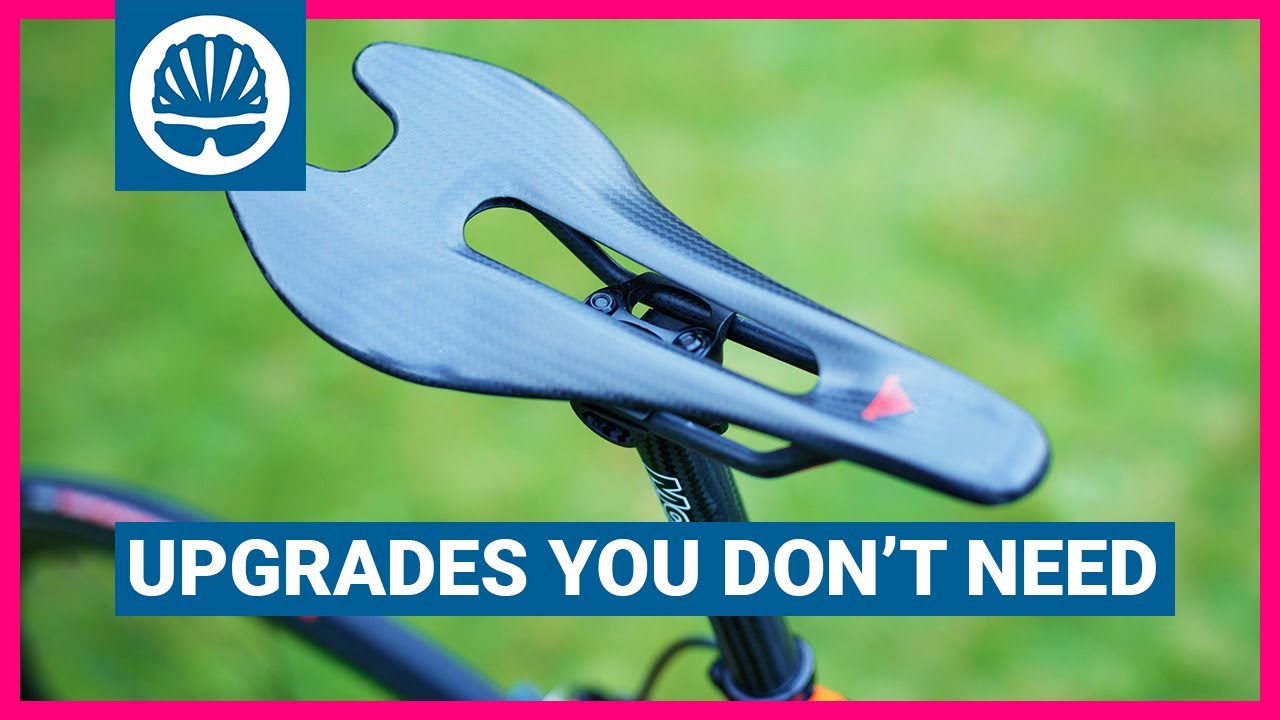 Top 5   Road Bike Upgrades You Don't Need In 2021