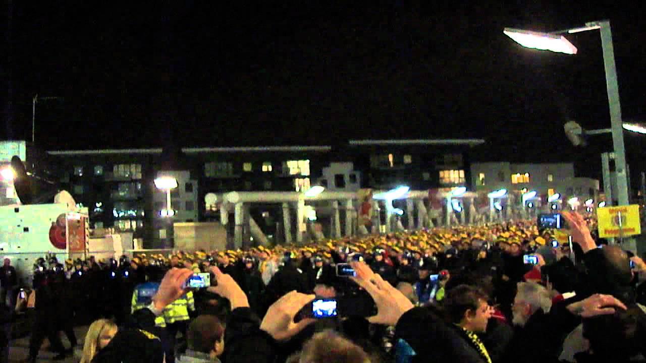 Arsenal FC - BV Borussia Dortmund 09  #1