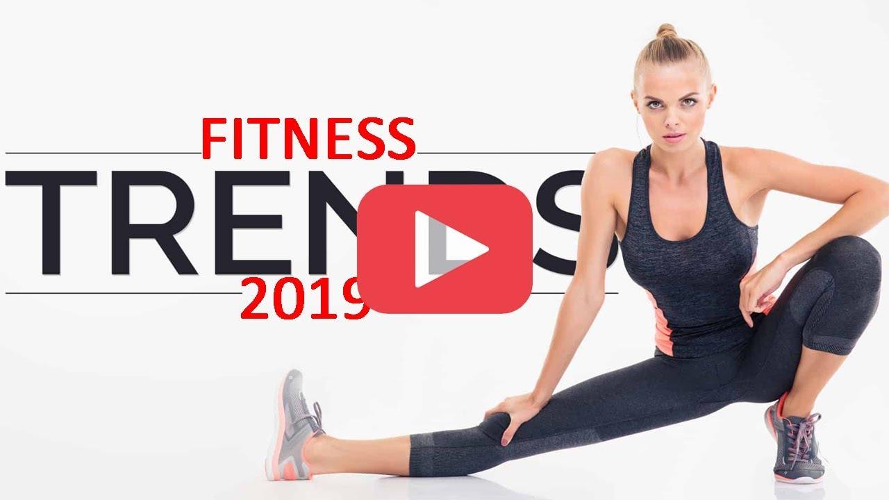 Buon anno con i fitness trends per il 2019