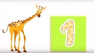 Би-Би Знайки – Цифра 1 - мультфильм про машинки – учим алфавит