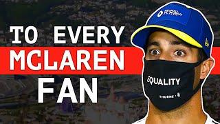 Ricciardo's Warning Message To Everyone Watching
